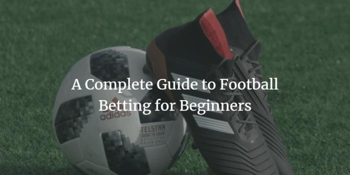 guía de apuestas de fútbol para principiantes