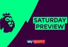 Skysports Saturday Preview