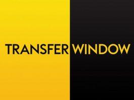 Transfer-Fenster