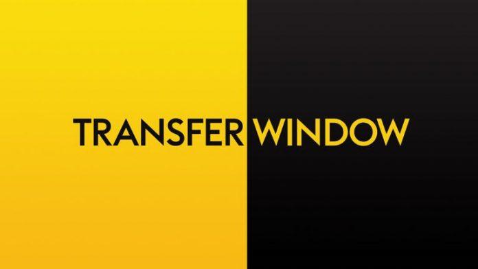Ventana de transferencia