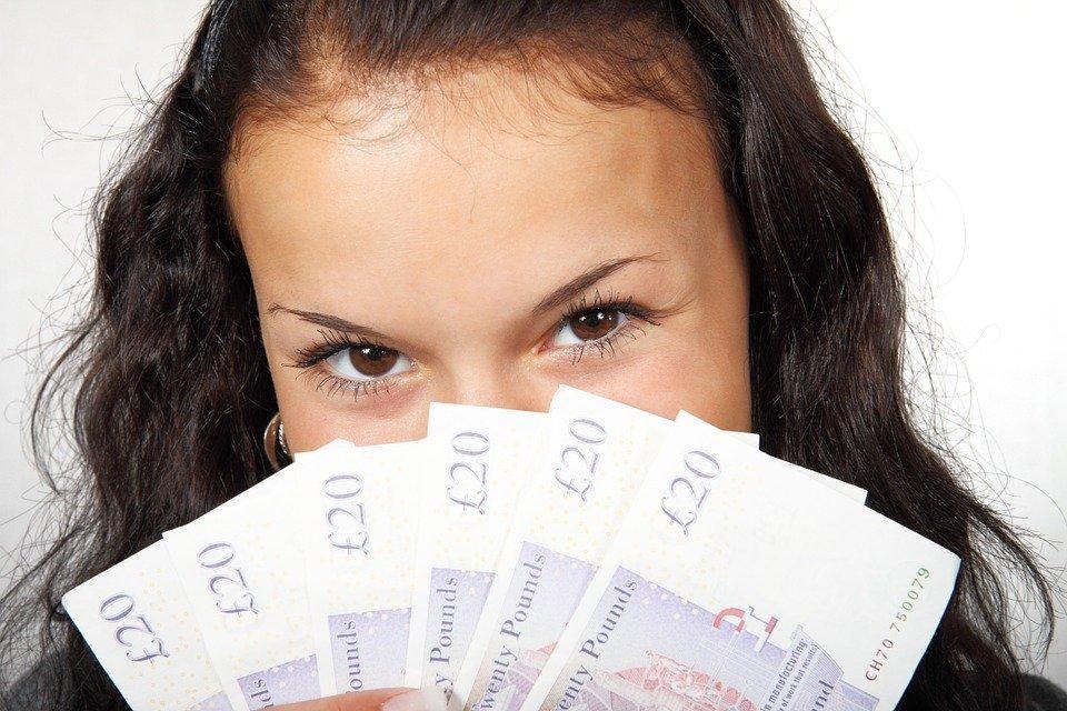 钞票,业务,现金,货币,眼睛,风扇,财务
