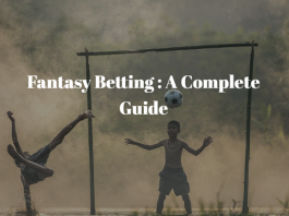the complete guide to fantasy sports betting